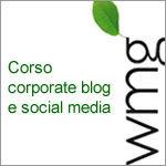Corso corporate blog e social media