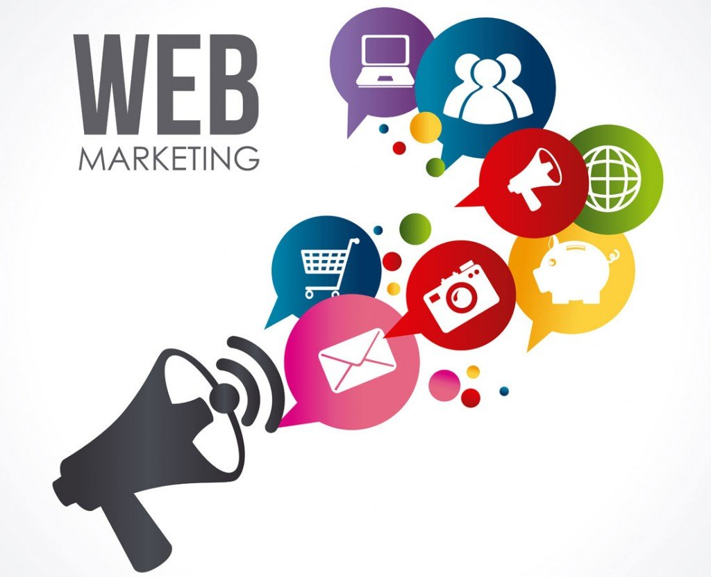 Why Web Marketing is the Right Choice - Discovering Dad