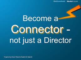 Connector-directors