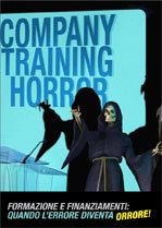 Company Training Horror – Web Marketing Garden