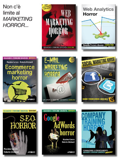 Web Marketing Horror
