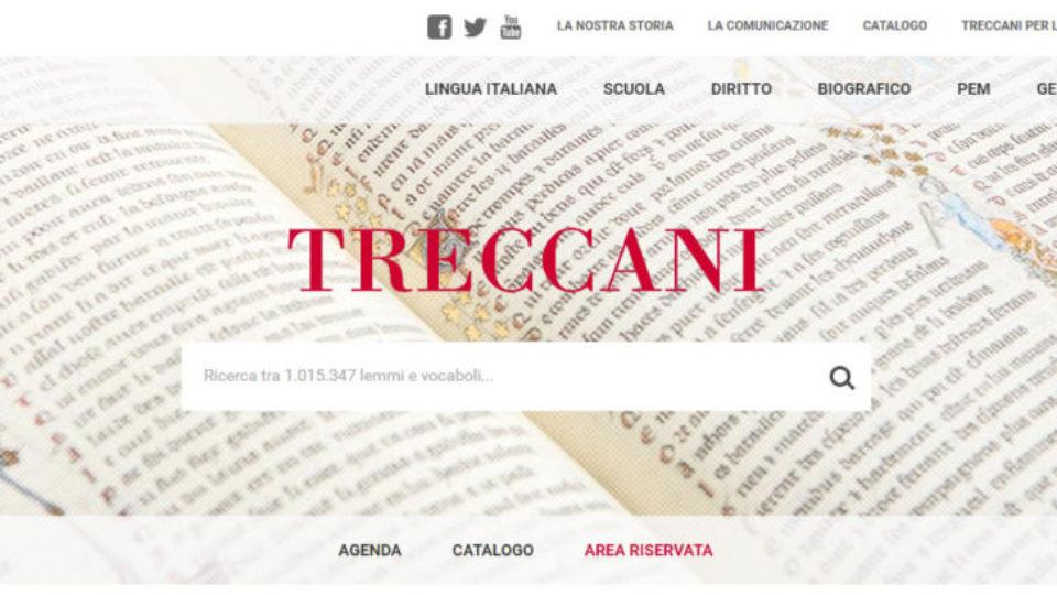 TreccaniOnLine