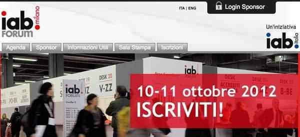 Iab-Forum-2012-Milano