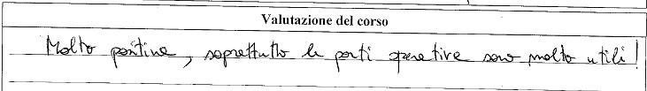 Giudizio Corso Google Analytics