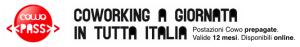 Coworking in tuta Italia