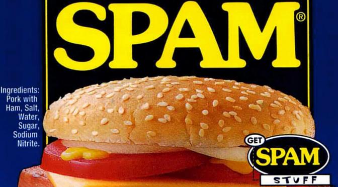 Spam-e- Privacy