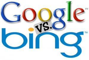 Google Vs Bing CTR