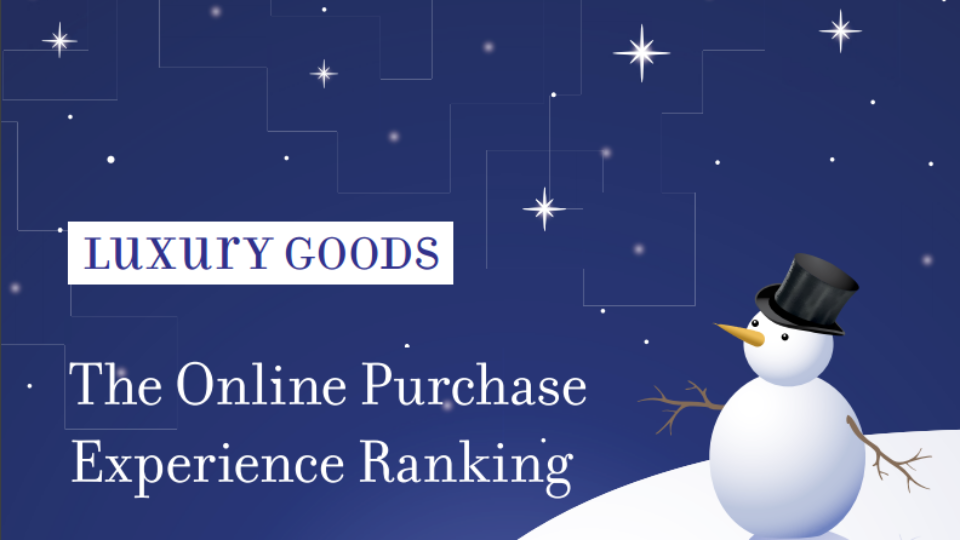 E-Commerce Luxury Goods