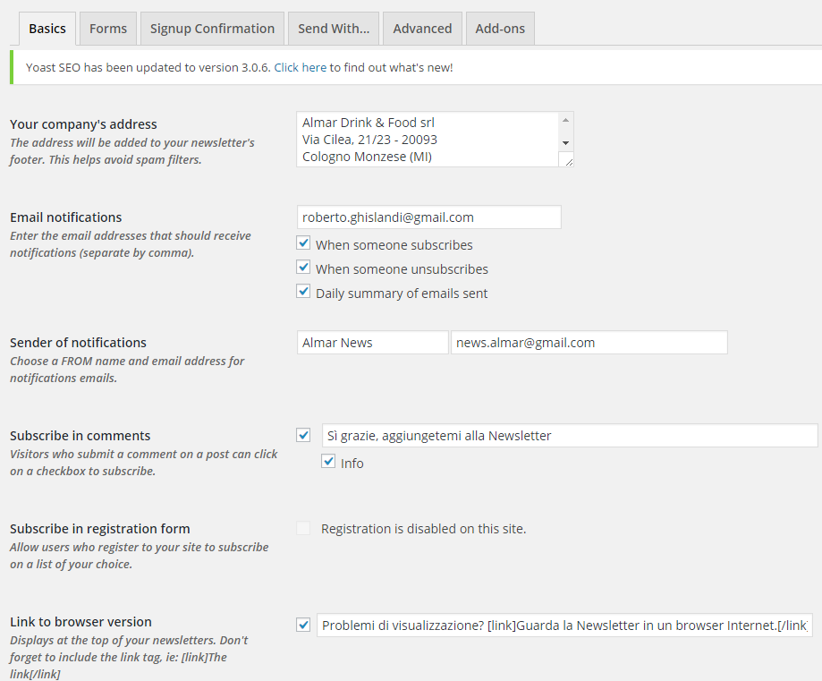 Plugin WordPress EmailPoet-006