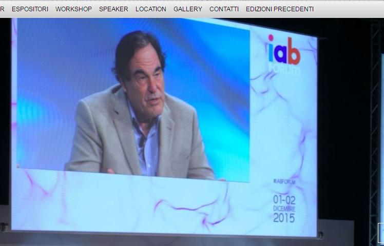 IAB Forum 2016 - Milano