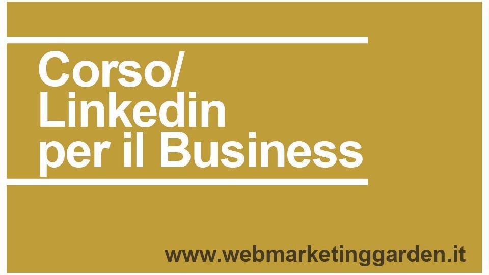 Corso Linkedin per il Business